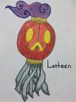 Fakemon: Lanteen by Brawl483