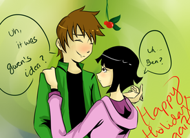happy holidays by jojorules911