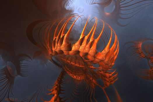 Cambrian Life by janhein