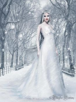 ICE QUEEN by intano