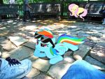 Rainbow Dash is So Bored by EMedina13