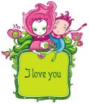 I love you by d-i-a-n-k-a