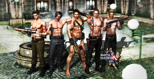 the new army of yaoi xD by MartinRedfield