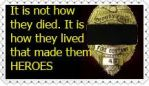 Law Enforcement in Mourning by stamps-club