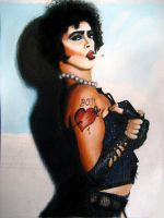 Sweet Transvestite by La-Ingenue
