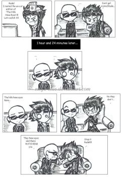 -Comic- The Hills Have Eyes by The-Reno-Club