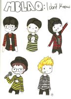 MBLAQ: I don't know by Haruharu4