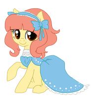 Lolita Pony by Sugarcup91