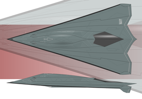 QFA-56 Thorn UCAV by Afterskies