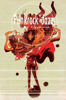 Punkrock*Jazz Artbook now open to Pre-Orders! by TCypress