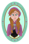 Anna by sorryeyescansee