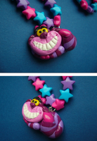cheshire cat by too-emotional