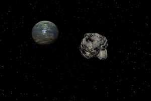 Asteroid Impacts - WIP by 1DeViLiShDuDe