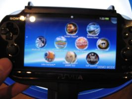 VITA Demo Menu by dantiscus