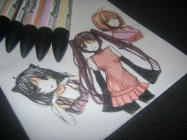 Promarkers by Rikki-san