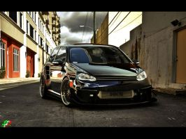 Vw Golf by Noxcoupe-Design