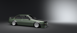 Military E30 by lietuvis2008