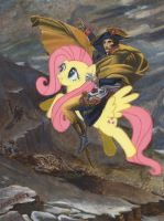 Bronyparte Crossing the Alps by fifthdimensional