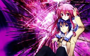 Angel Beats by Felkuro