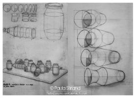 Structural Drawing studies by hatefueled