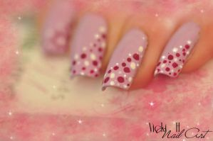 Nail Art 14 by VickiH