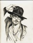 Johnny Depp by Deppfan61