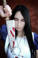Alice Liddell Cosplay 4 by LucyIeech