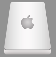Mac Hard Disk by FocusMan