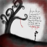 The Hanging Tree by Hate-Incarnate