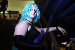 ColossalCon 2014 - Ember(PS) 30 by VideoGameStupid