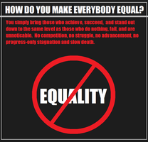 Equality Bad by GabrielZuai