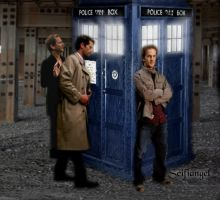 The Angels Have The Phone Box-manip by Scifiangel