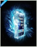iPhone Freeze by logiqdesign