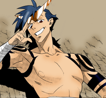 Kamina by maowitch