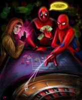 (CE) - Heroes in the Casino by Irrisor-Immortalis