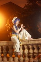 Aladdin Cosplay by firecloak