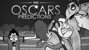 TCP - Oscars 2013 Predictions by McKnackus