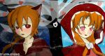 Reds: The Wolf that fell in love w/ RedRiding Hood by LunaLayosa-1031