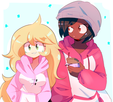 Hoodies by MisterCakerz