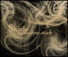 Swirls Brush Set by anodyne-stock