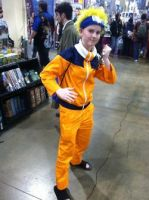 Naruto Cosplay AB '13 by XPockyDemonX