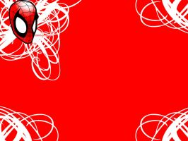 Simply Spidey_RED by The1Blur