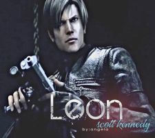 leon scott by LEON-ANGELA