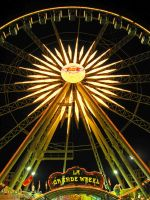 la grande wheel by inebriator