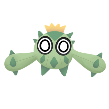 Gotta Draw 'Em All- #331- Cacnea by AbbyTLaRue