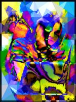 Abstract Amy by BL8antBand