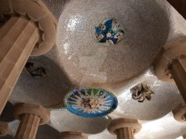 Park Guell by Asimakis