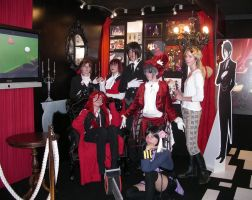 black butler by lazy-haruka