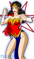 Wonder Woman XXIV by TULIO19mx