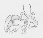 Zorak by swiftcutter